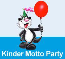 Motto Party Deko für Kindergeburtstage
