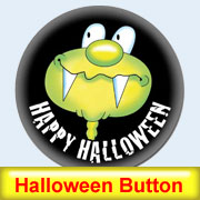 Halloween Buttons - tolle Anstecker zur Halloween Party