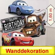 Party Wanddeko
