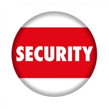 JGA Button: Security