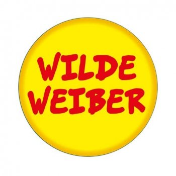JGA Button: Wilde Weiber