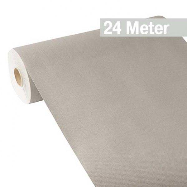 tischl ufer grau stoff hnlich 24 meter rolle partysternchen partyartikel versand. Black Bedroom Furniture Sets. Home Design Ideas